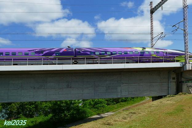 「エバンゲリオン新幹線」
