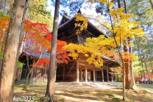 Photos: 曹源寺の紅葉NO.4