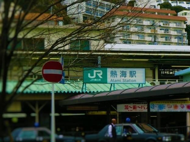 No.30 JT21/CA00 熱海駅 駅舎(2008)