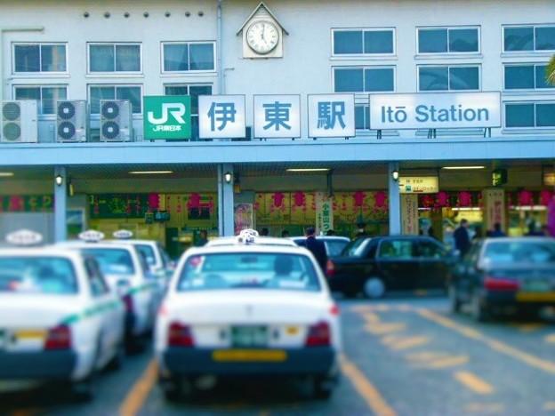 No.31 JT26/IZ01 伊東駅 駅舎(2008)