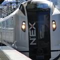 Photos: No.44 JR東日本 E259系成田エクスプレス 横須賀線武蔵小杉駅