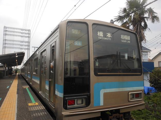 No.45 JR東日本 205系相模線 相模線下溝駅