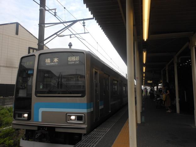 No.46 JR東日本 205系相模線 相模線香川駅