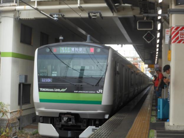 No.47 JR東日本 E233系横浜根岸線 横浜線町田駅