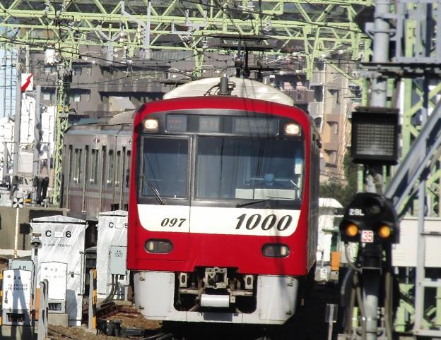 京急電鉄新1000形デハ1097_京急川崎