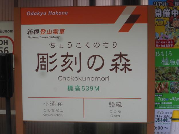 No.286 OH56 箱根登山鉄道 彫刻の森駅