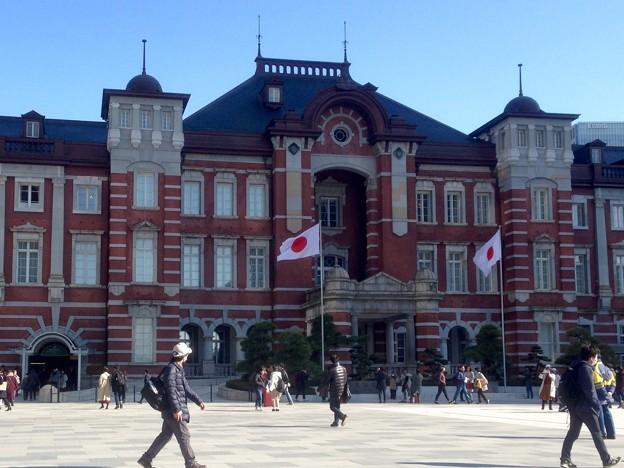 No.315 JR東日本 東京駅 丸の内駅舎 JR East Tokyo Station