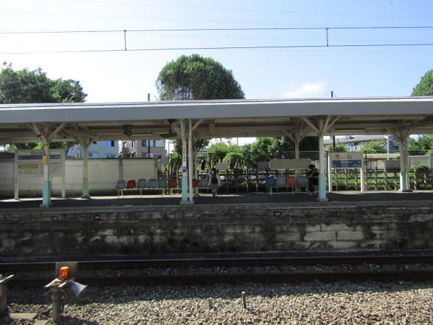 No.403 SW02 西武鉄道 新小金井駅 その2 Seibu Railway Shin-Koganei Station
