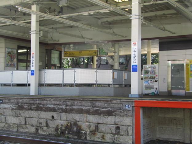 No.405 SW02 西武鉄道 新小金井駅 その4 Seibu Railway Shin-Koganei Station