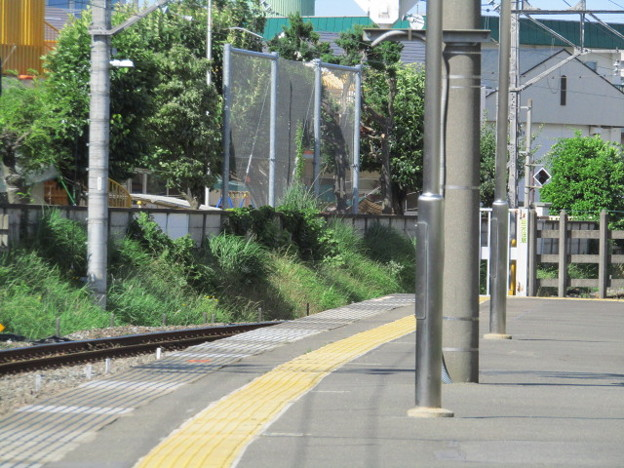 No.409 SW02 西武鉄道 新小金井駅 その8 Seibu Railway Shin-Koganei Station