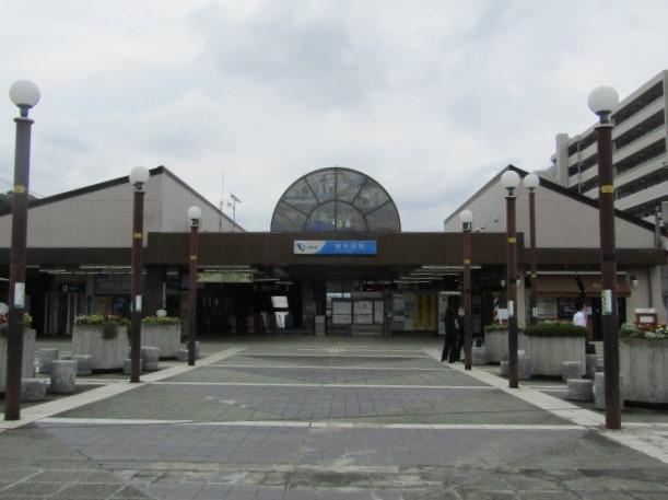 No.414 OT07 小田急電鉄 多摩線 唐木田駅 Odakyū Electric Railway Tama Line Karakida Station