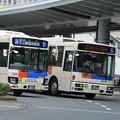 No.446 海老名駅前で2つ並ぶ相鉄バス 2020.10.03