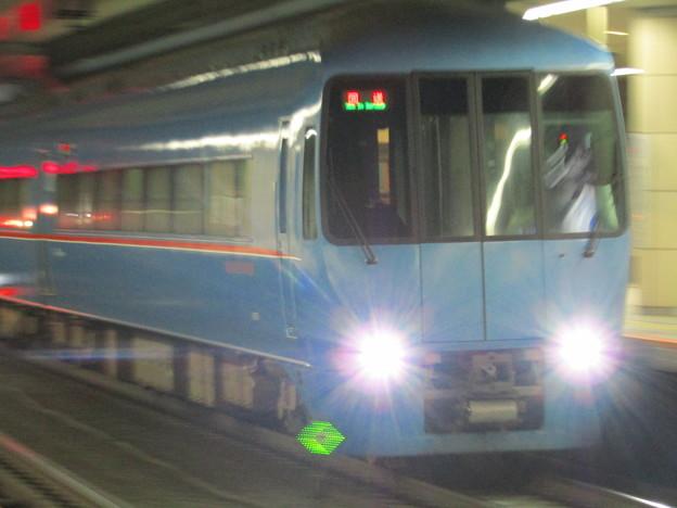 No.520 小田急電鉄 60000形MSE 回送@2020.10.14成城学園前駅
