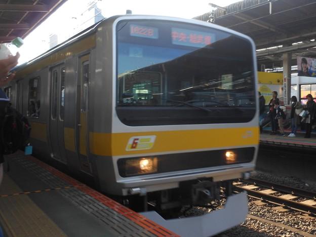 JR東日本E231系0番台ミツB2編成@2019.04.13吉祥寺駅