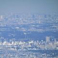 Photos: 都心を眺める(丹沢大山・見晴台)@神奈川県伊勢原市大山