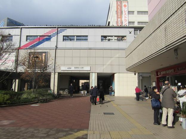 No.711 KO27 京王電鉄 聖蹟桜ヶ丘駅 西口【南側】Keiō Corpolation Seiseki-Sakuragaoka Station