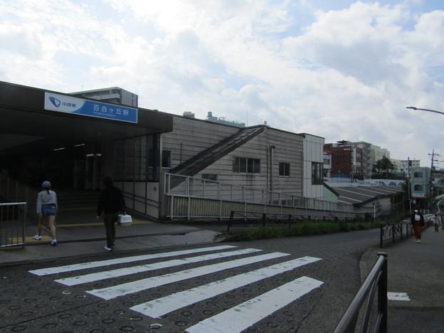 No.719 OH22 小田急電鉄 百合ヶ丘駅 北口 Odakyū Electric Railway Yurigaoka Station