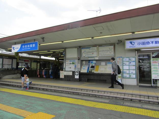 No.725 OE02 小田急電鉄 江ノ島線 中央林間駅 Odakyū Electric Railway Enoshima Line Chūō-Rinkan Station