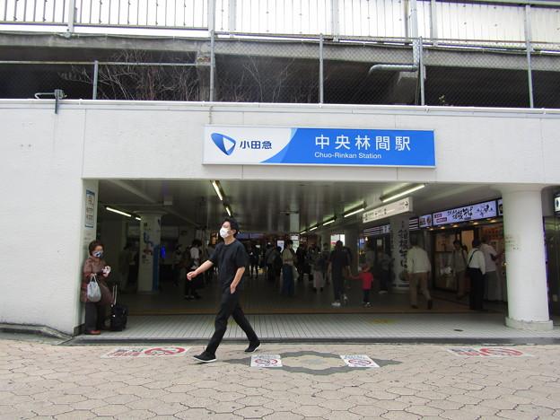 No.726 OE02 小田急電鉄 江ノ島線 中央林間駅 南口【西側】Odakyū Electric Railway Enoshima Line Chūō-Rinkan Station