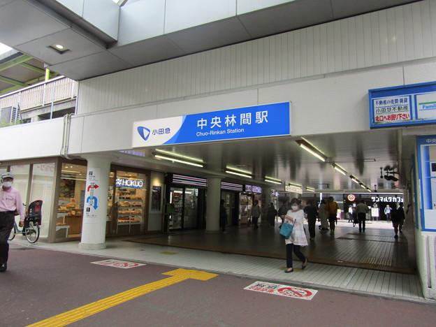 No.727 OE02 小田急電鉄 江ノ島線 中央林間駅 南口【東側】Odakyū Electric Railway Enoshima Line Chūō-Rinkan Station