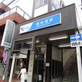 No.728 OE01 小田急電鉄 江ノ島線 東林間駅 西口 Odakyū Electric Railway Higashi-Rinkan Station