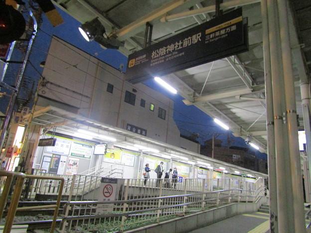 No.741 SG04 東急電鉄 世田谷線 松陰神社前駅 駅舎 Tokyū Railways Setagaya Line Shōin-Jinja-Mae Station