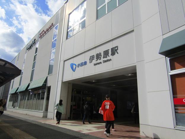 No.746 OH36 小田急電鉄 伊勢原駅 南口 Odakyū Electric Railway Isehara Station