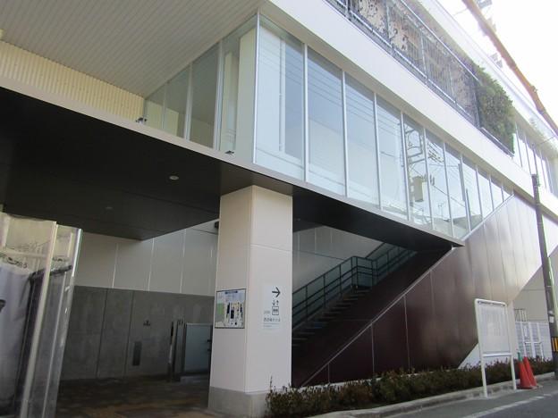 No.749 SW03 西武鉄道 多摩川線 多磨駅 西口(2021.1)Seibu Railway Tamagawa Line Tama Station