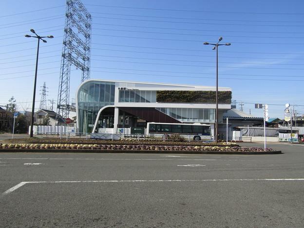 No.750 SW03 西武鉄道 多摩川線 多磨駅 東口(2021.1)Seibu Railway Tamagawa Line Tama Station