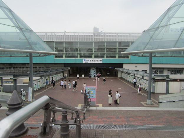 小田急・京王 多摩センター駅
