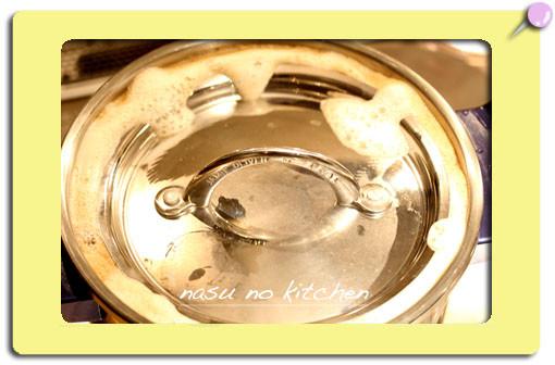Photos: ◯筍の灰汁抜き2