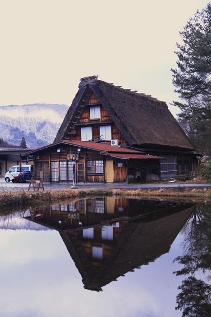 Photos: 白川郷 民家