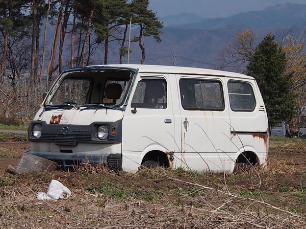 富士重工業 スバルサンバーバン4WD
