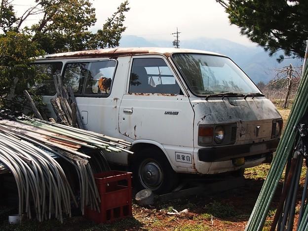 トヨタ自動車 トヨタライトエース デラックス