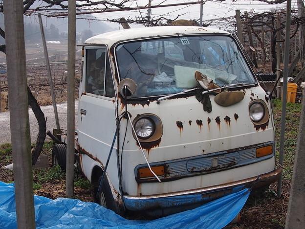 三菱自動車 三菱ミニキャブ360トラック(初代)