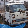 Photos: 三菱自動車 三菱ミニキャブ360トラック(初代)