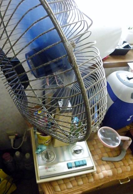 ブラザー製 扇風機