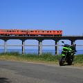 写真: 惣郷川橋梁2