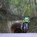 写真: トンネル