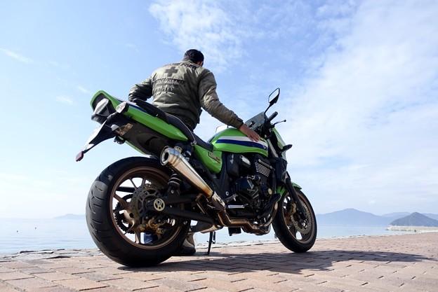 Kawasaki…