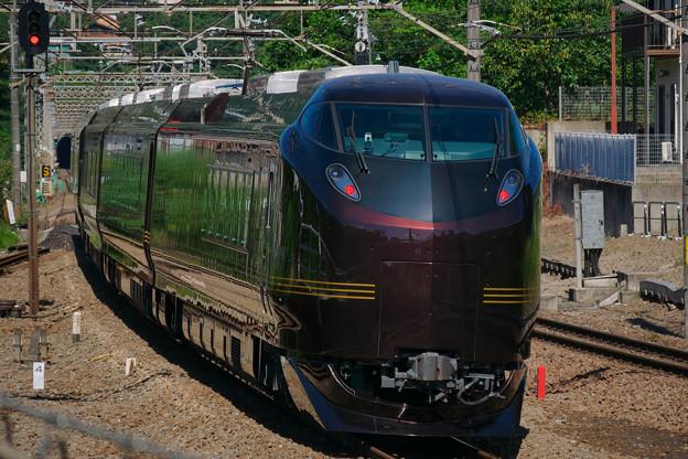 E655系「和」で行く上高地日帰りツアー