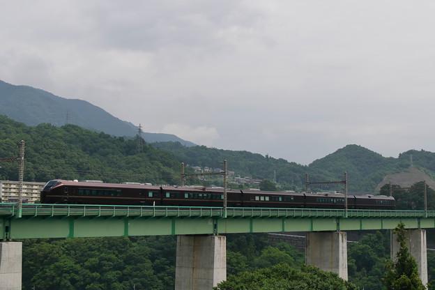 E655系 なごみ で行く松本 団臨