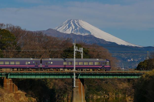 JT華 と富士山