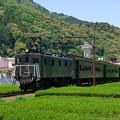 写真: 長距離鈍行列車