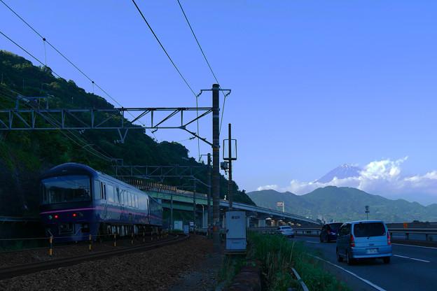 JT華と富士山