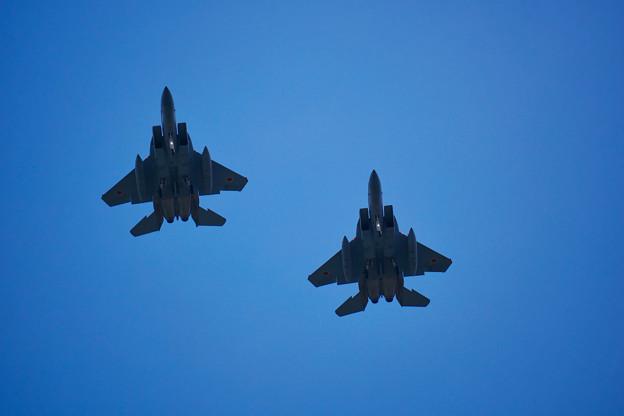 静浜基地 F15