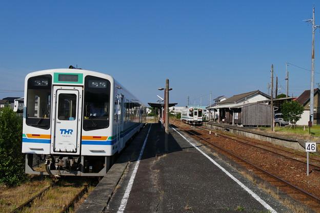 天竜浜名湖鉄道  遠州森駅