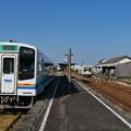 写真: 天竜浜名湖鉄道  遠州森駅