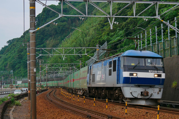 福山レールエクスプレス 54レ