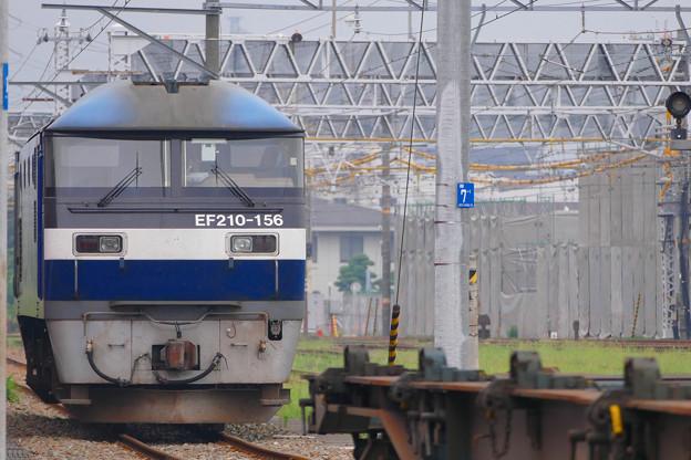 Photos: EF210ー156@富士